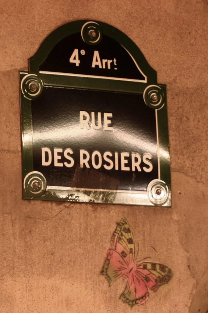 rue des rosiers photo