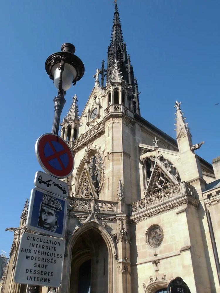 eglise saint bernard photo