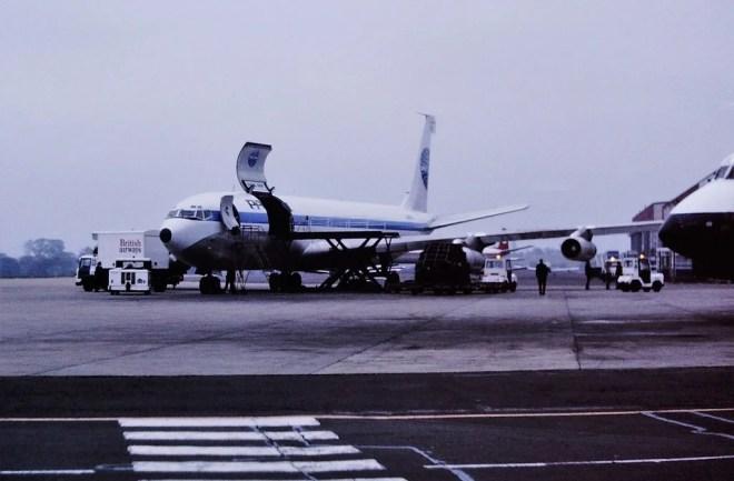 boeing 707-321c photo