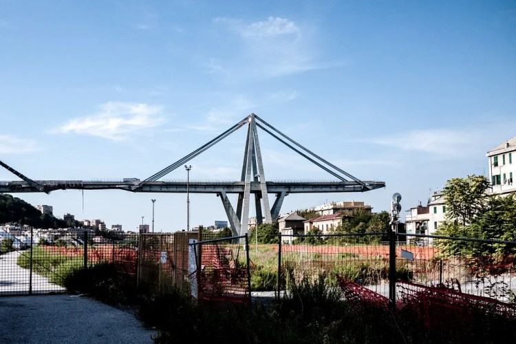 ponte morandi photo
