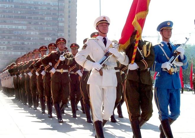 armée rouge chinoise