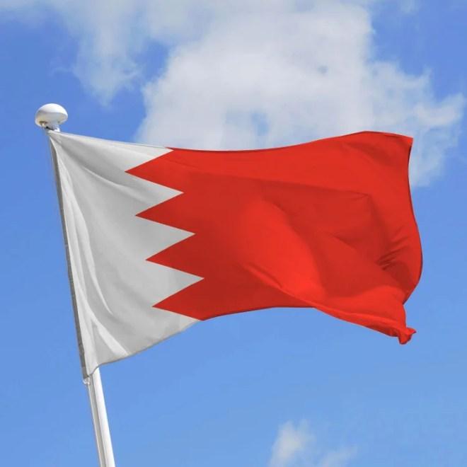 drapeau bahrein