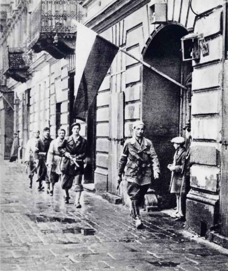 insurrection de varsovie 1er août 1944