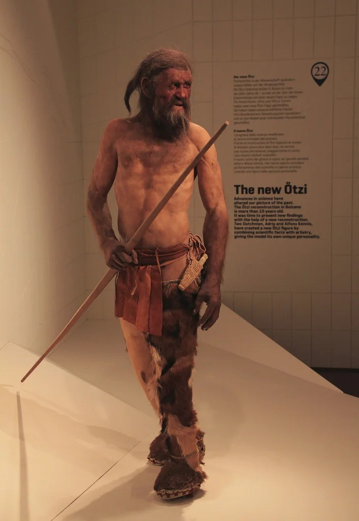 Ötzi photo