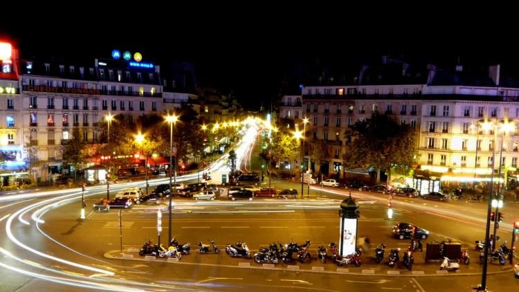 rue de rennes paris photo