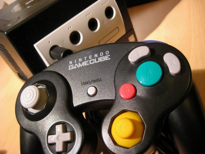 nintendo gamecube photo