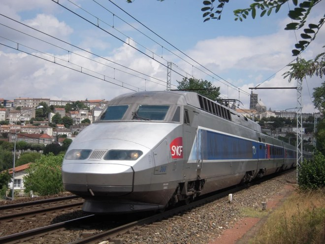 tgv atlantique photo