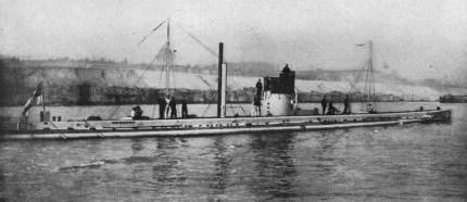 Sous-marin U-9
