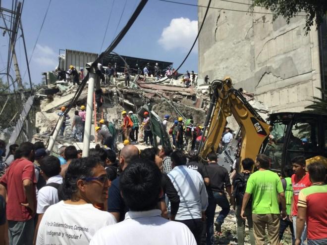 tremblement de terre puebla mexique 19 septembre 2017