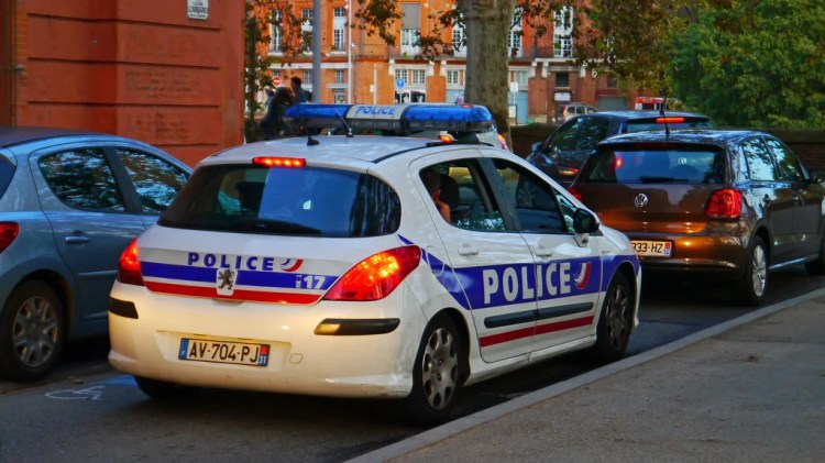 police nationale photo
