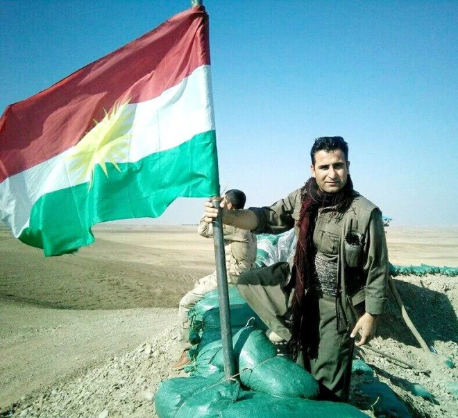 peshmerga irak photo