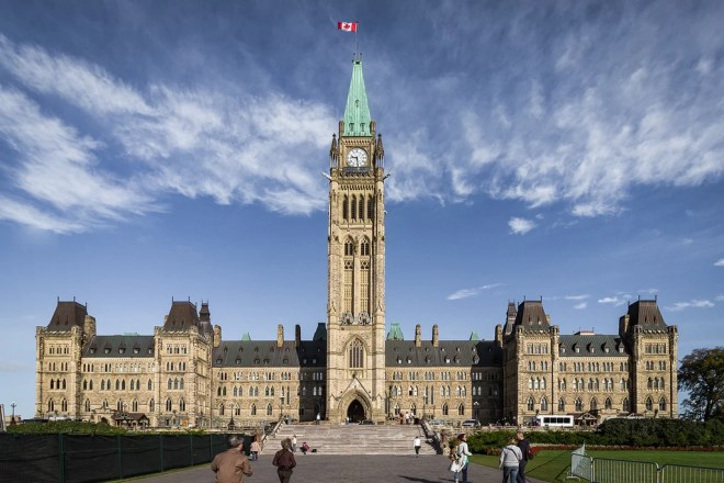 parlement canada photo