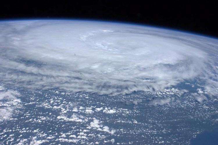 hurricane mitch photo