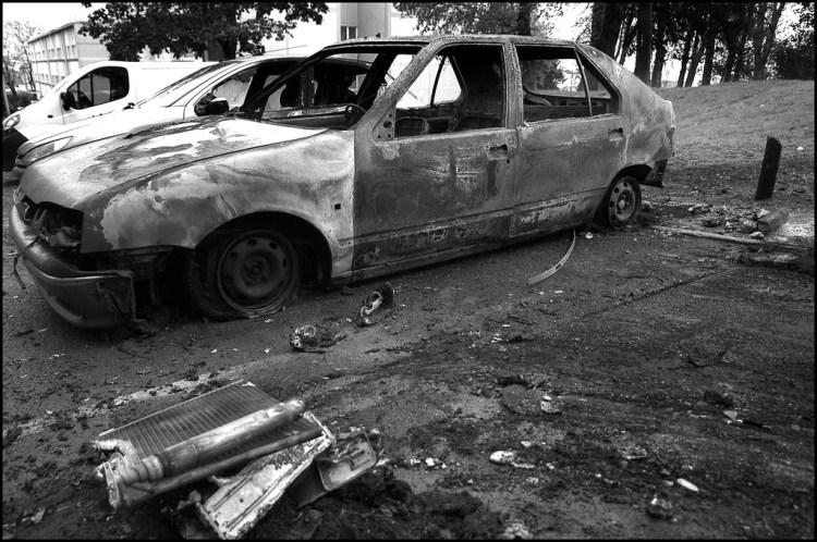 émeute 2005 photo