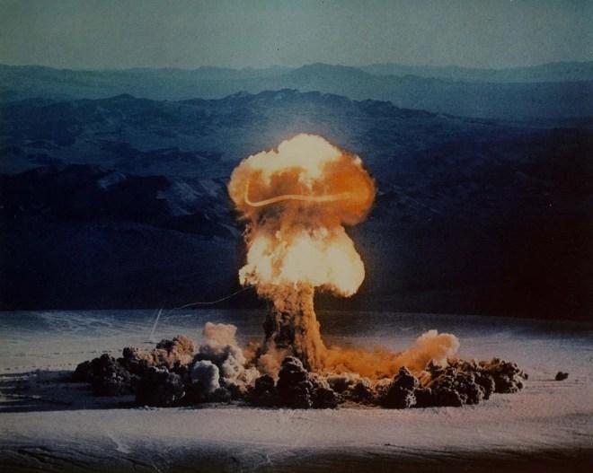 nuclear photo