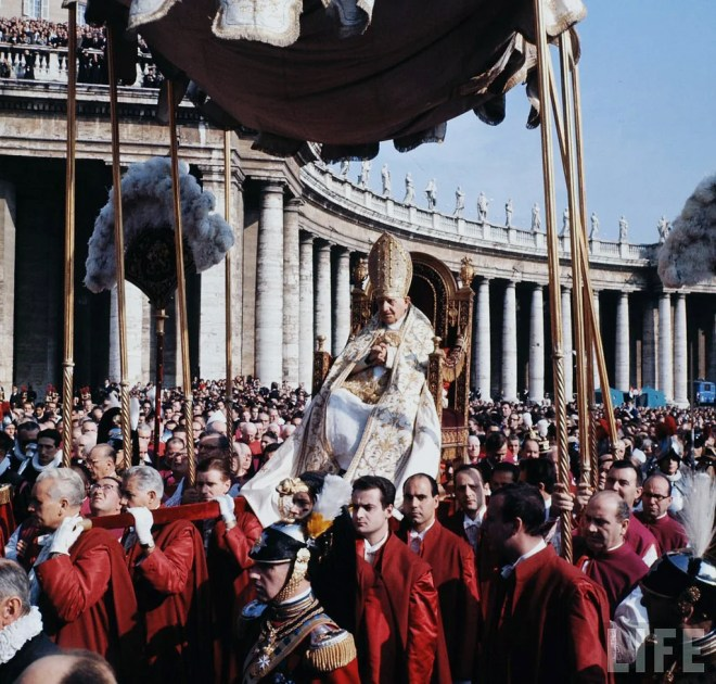 second Vatican council -anniversary photo