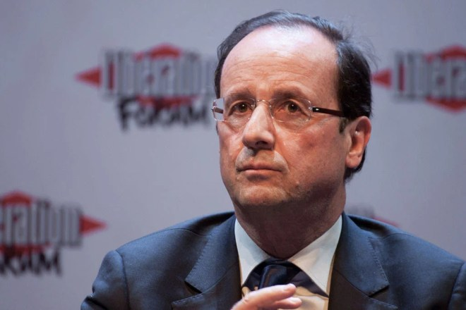 francois hollande photo
