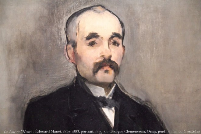 georges clemenceau photo