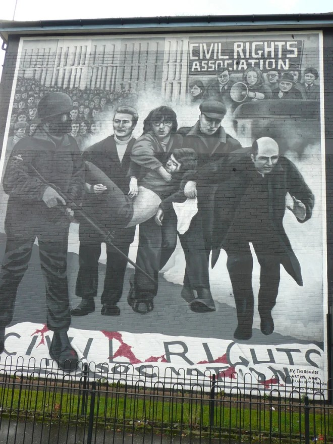 bloody sunday photo