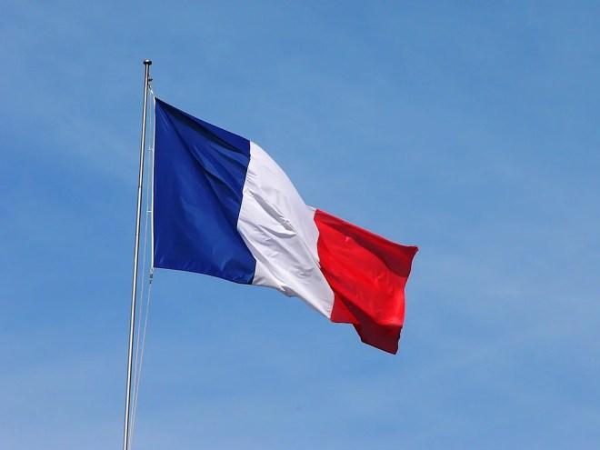 drapeau france photo