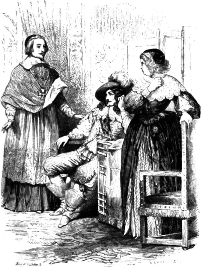 RichelieuLouisXIIIMedici