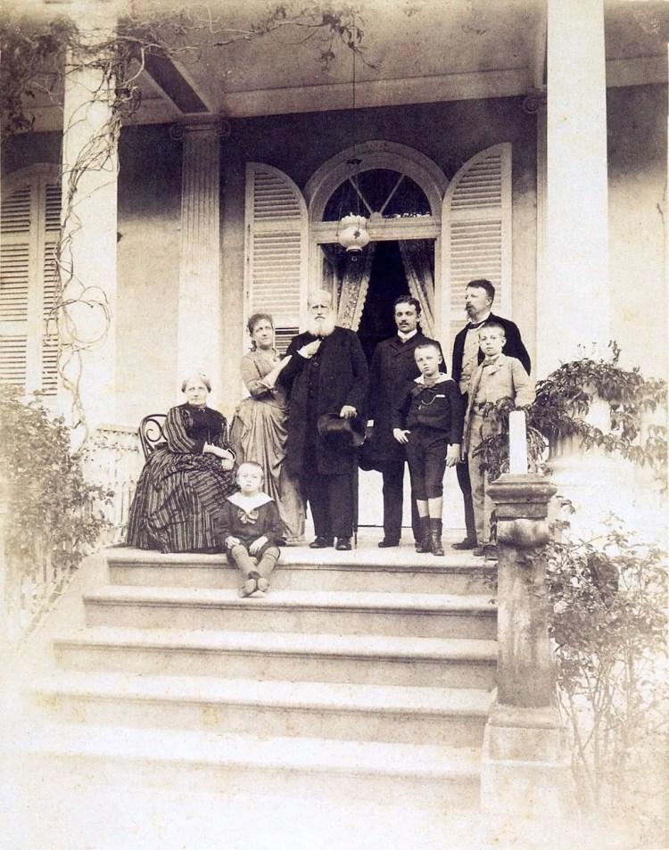 famille impériale brésil