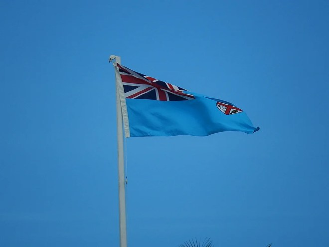 fidji flag photo