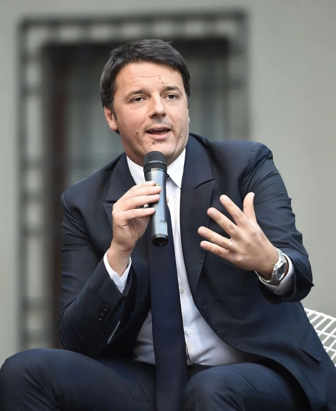 Matteo Renzi photo