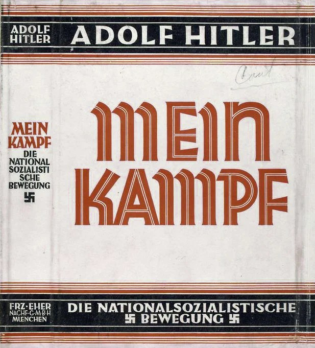 mein kampf photo
