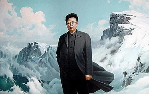 kim jong-il photo