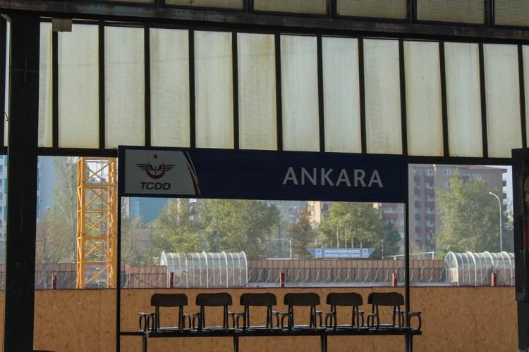 ankara gare photo