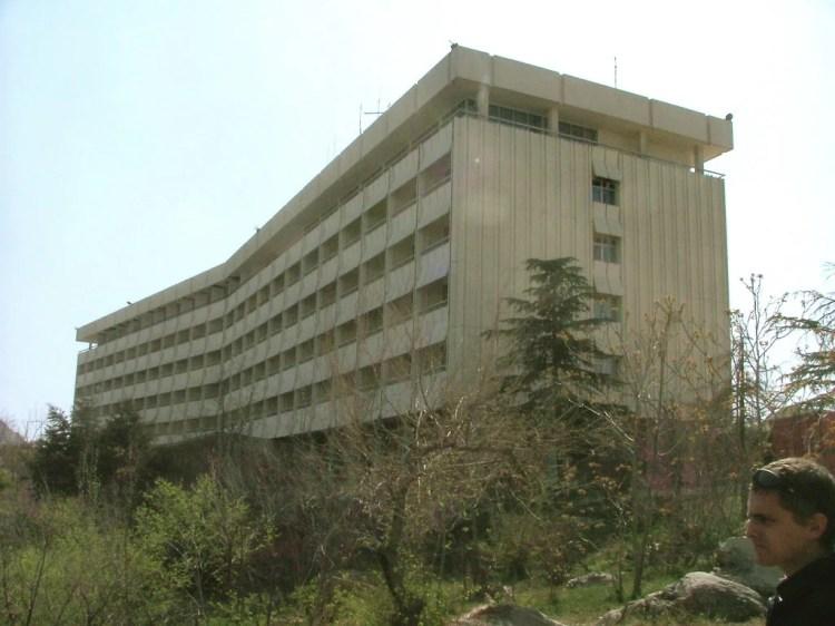 hotel intercontinental kabul photo