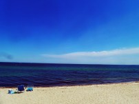 Inkwell Beach, Seaview Avenue