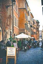 Rome trastevere