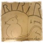 Créer un livre en gravure sur bois
