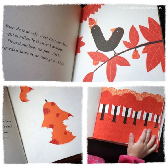 Extrait du livre L'oiseaux à deux becs