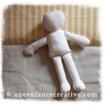 Réaliser une poupée en chiffon