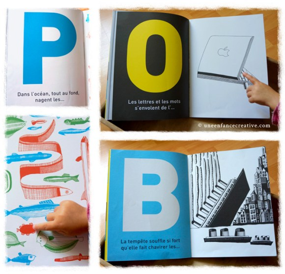 Extraits livre La boîte à lettres