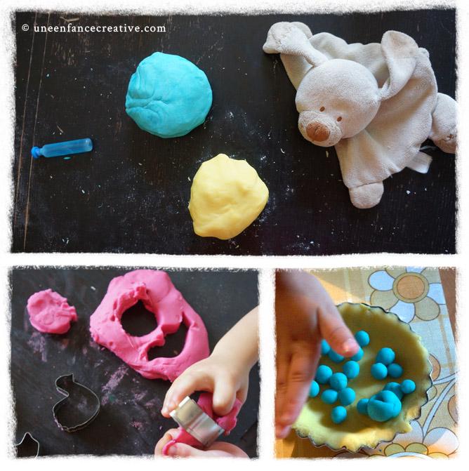 Fabriquer de la pâte à modeler