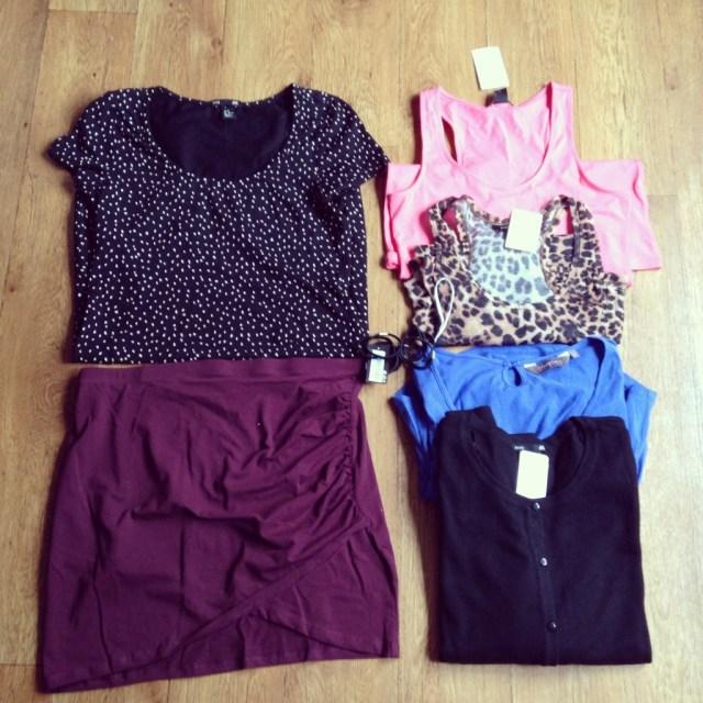 H&M, vêtement, mode