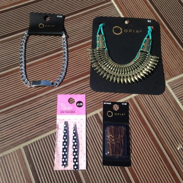 Bijoux Accessoires Primark