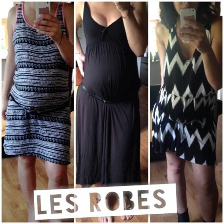 Enceinte Robes grossesse