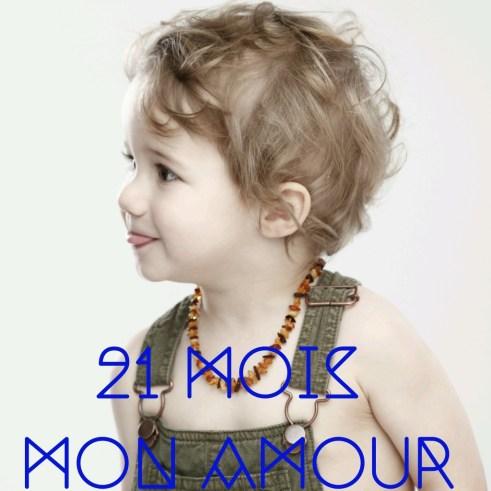 bébé 21 mois
