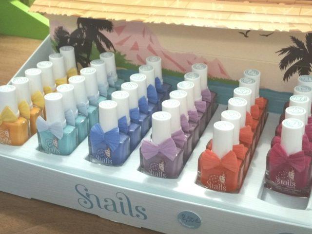 vernis Snails boutique Decoloopio - Blog maman