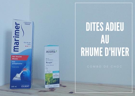 Kit anti-rhume - blog maman