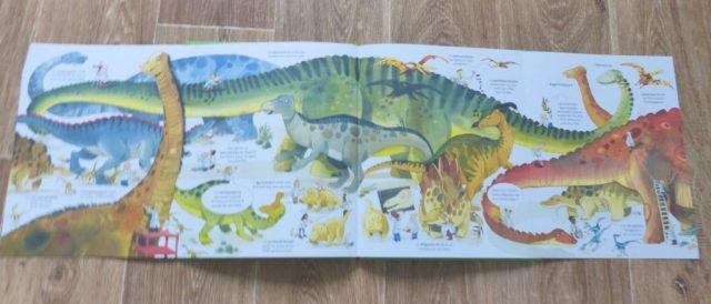 Livres dinosaures