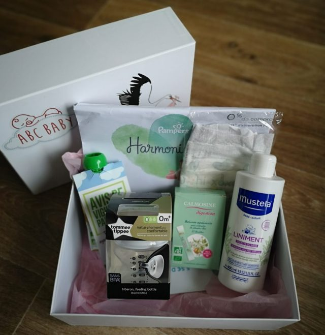 ABC BABY box bébé