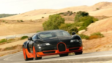 Photo of Bugatti Veyron SuperSport, l'ultime supercar