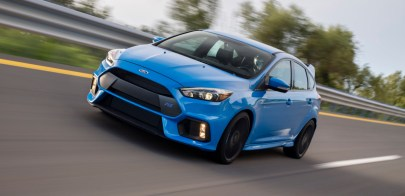 The all-new 2016 Focus RS pioneers innovative Ford Performance All-Wheel Drive, delivering blistering cornering speed for thrilling performance and unbridled driving enjoyment for enthusiasts in North America for the first time.
