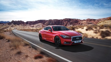 Photo of Infiniti Q60: le coupé sport séducteur